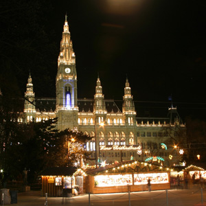 Christmastime from Vienna to Wiesbaden