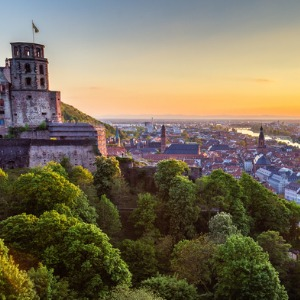 Romantic Rhine with 3 Nights in Paris & 3 Nights in London with Jewish Heritage (Northbound)