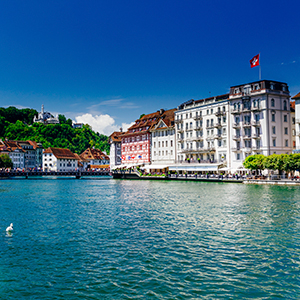 Romantic Rhine with 2 Nights Lucerne, 2 Nights Paris & 2 Nights London – Northbound