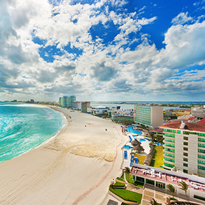The Wonders Of Mexico's Yucatan With Cancun (YYE)