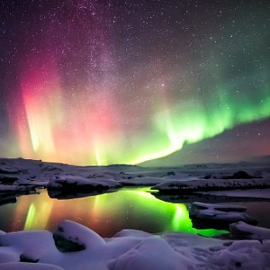 GEMS OF ICELAND WITH NORTHERN LIGHTS (ZRW)