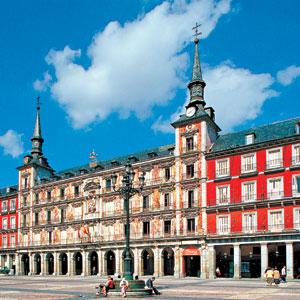 SPAIN, PORTUGAL & MOROCCO (ZU)
