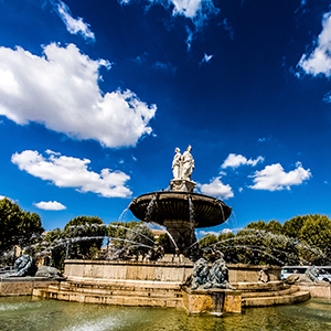 Grand France WWII Remembrance & History Cruise with 2 Nights in Aix-en-Provence & 2 Nights in Nice (Southbound)