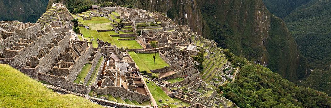 September Wanderlist - 15% off select 2019 Monograms Peru vacations*