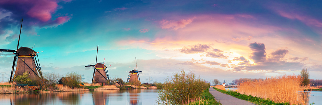 $1,859 or $1,989pp Globus Dutch Escape (KEW) Air-Inclusive Package on select 2019 & 2020 departures*