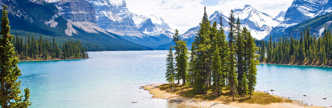 Receive a $999 per person land-only price on the Canadian Rockies Escape (K8B) vacation*