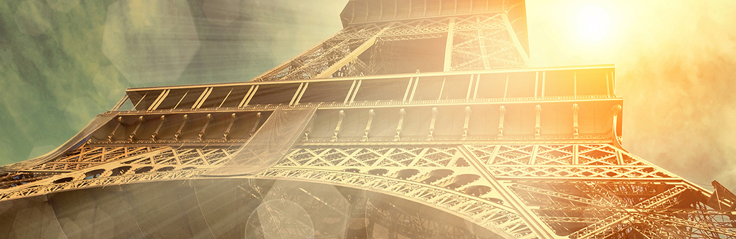 Save 10% on select 2021 Monograms Paris vacations.*