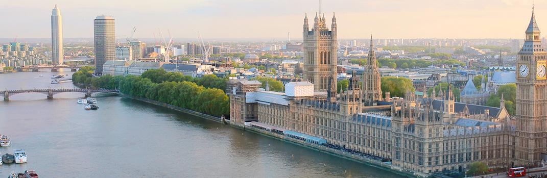 $1,399pp or $1,449pp Globus London & Paris Escape Air-Inclusive Package on select 2019 & 2020 departures*