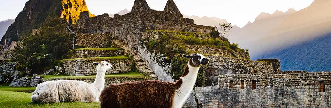 August Wanderlist - 15% off select 2019 & 2020 South America Monograms vacations*