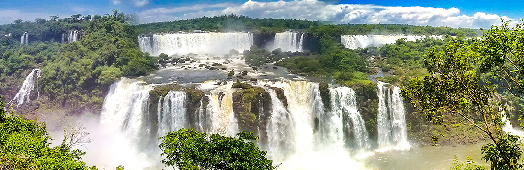 $2,899pp Globus Brazil & Argentina Escape with Santiago Air-Inclusive Package on select 2020 departures*