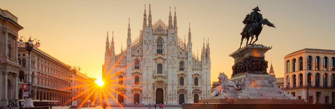 $1,599pp Cosmos Lite Northern Italy Explorer Air-Inclusive Package on select 2019 departures*