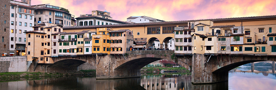$599 per person airfare on select 2021 Globus Italy air-inclusive vacations*
