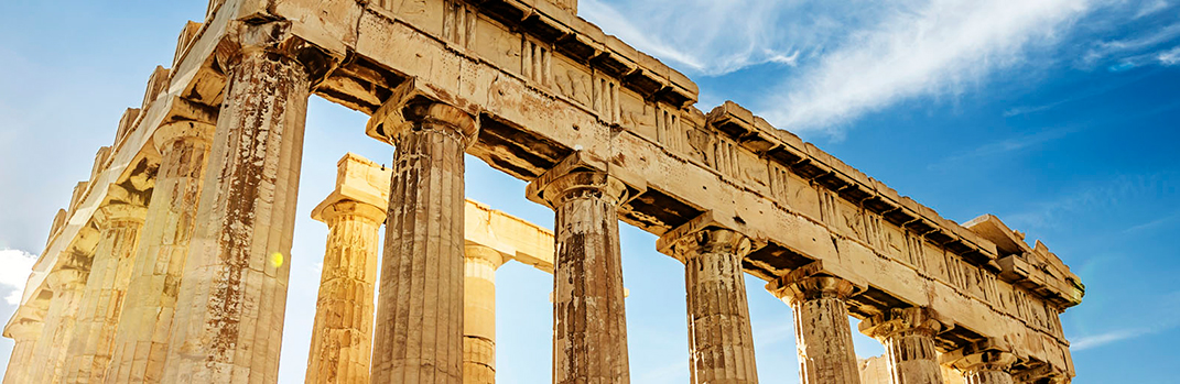 $1,949pp or $1,999pp Globus Greek Escape plus 4-night Iconic Aegean Cruise Air-Inclusive Package on Fall 2020 departures*