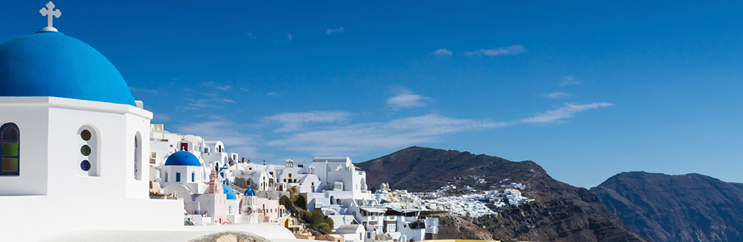 $1,849pp to $1,899pp Globus Highlights of Greece Escapes plus 3-night Iconic Aegean Cruise Air-Inclusive Package on select 2021 departures.*