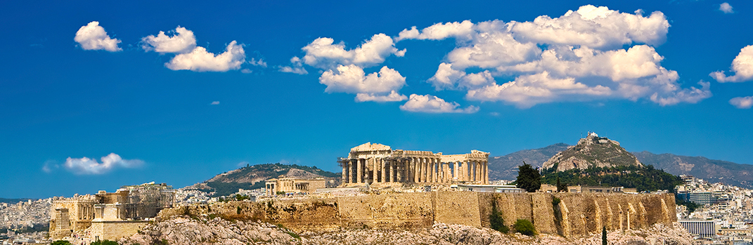 $1,999pp to $2,059pp Globus Highlights of Greece Escapes plus 4-night Iconic Aegean Cruise Air-Inclusive Package on select 2021 departures.*