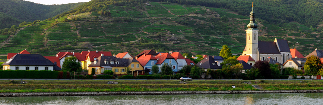Receive $499 Air (plus $1900 per couple) from select CA cities on select 2022 Avalon Waterways Europe cruises.*
