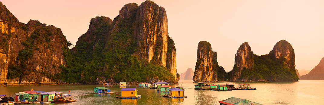 Save $1,300 per couple on select 2019 Avalon Waterways Mekong river cruises.*
