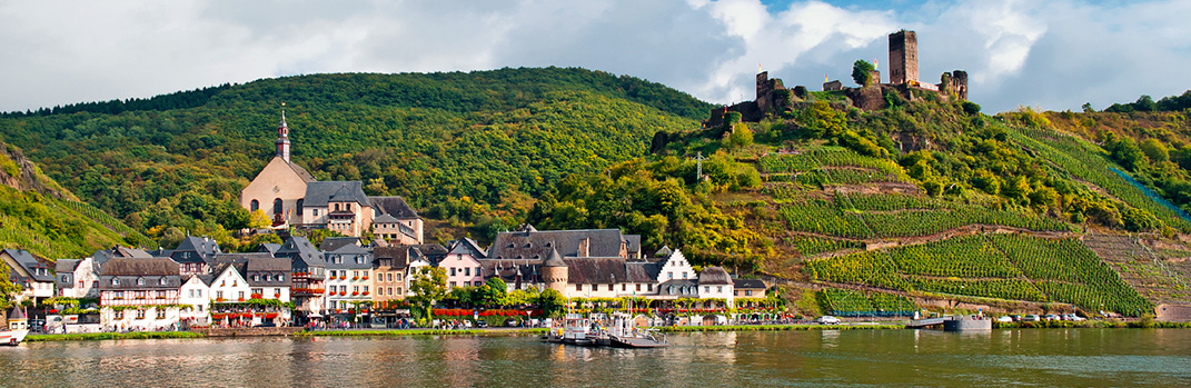 Save $300 per couple on select 2019 Avalon Waterways Europe river cruises.*