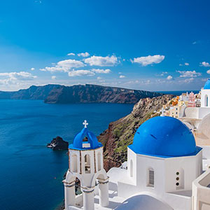 Highlights of Greece Escape plus 4-night Iconic Cruise
